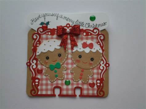 memory dex card gingerbread theme holiday dex cards happy