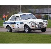 Ford Escort Mk I RS1600 Group 2 1970  Racing Cars