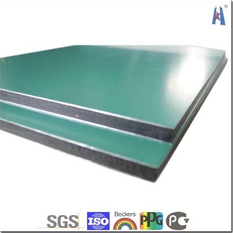 chine 4mm aluminium panneau composite feuille acp