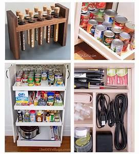 15, Great, Kitchen, Organization, Ideas, And, Diy, U0026, 39, S