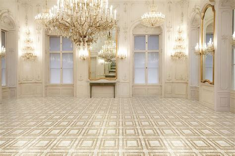 How To Create A Home Improvement With Stone Floor Pattern