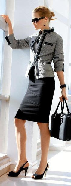 Work clothes on Pinterest | Work outfits Business Wear ...