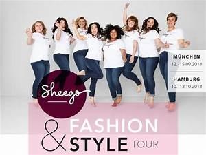 Nachbarn Schriftlich über Party Informieren : plus size label pr sentiert sheego fashion style tour ~ Frokenaadalensverden.com Haus und Dekorationen