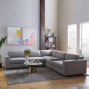 Sofa beds design awesome unique west elm sectional sofa for Sectional sofa bed west elm