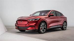 Meet the Mustang Mach-E, Ford's new, all-electric SUV - Roadshow