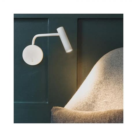 astro 1058032 enna wall light in white at love4lighting