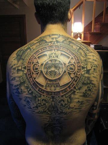 aztec tattoo images designs
