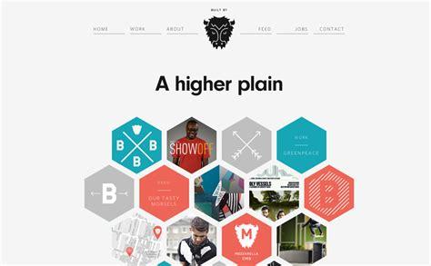 graphic design portfolio websites the best designs collections top 40 minimal portfolio