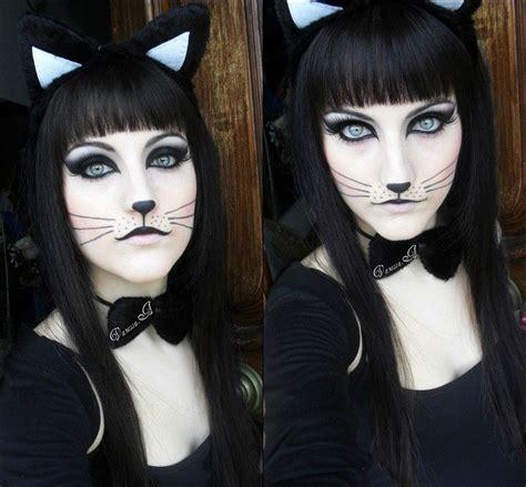 maquillage chat mignon ou affreux pour enfants et adultes