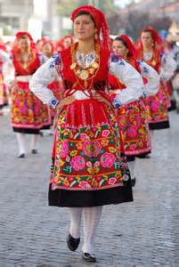 Folk Style Pictures by Traditional Dress Of Portugal A Gift Of Centuries