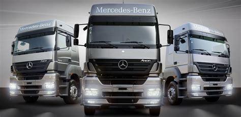 Mercedes-benz Truck Wreckers Dismantlers