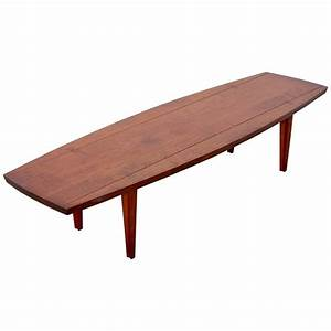 1960s california studio craft surfboard coffee table for for Coffee table sale online