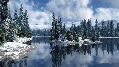 Wonderland Winter Desktop Background Snow Magical Iphone