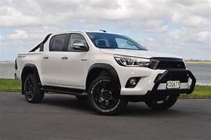 Toyota Hilux 2017 : toyota hilux trd 2017 ute review trade me ~ Accommodationitalianriviera.info Avis de Voitures