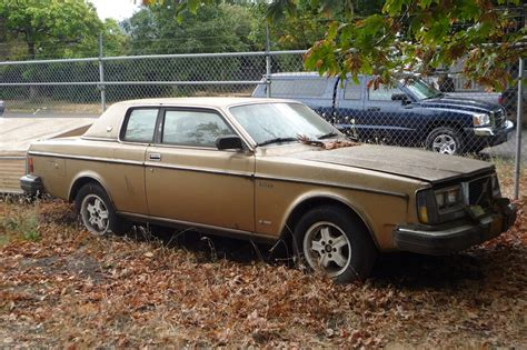 Curbside Classic: 1980 Volvo Bertone Coupe: Lost In ...