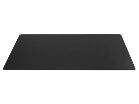 sous bureau cuir grand sous de bureau en cuir noir 80 cm par 40 cm
