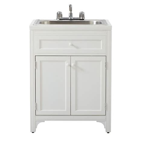 home depot sink cabinet martha stewart living 36 in h x 27 in w x 24 in d wood