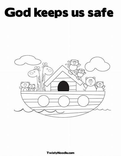 Coloring God Pages Sheet Template Printable Sheets