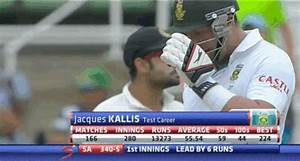 Watch: Jacques Kallis Makes Emotional Hundred for South ...