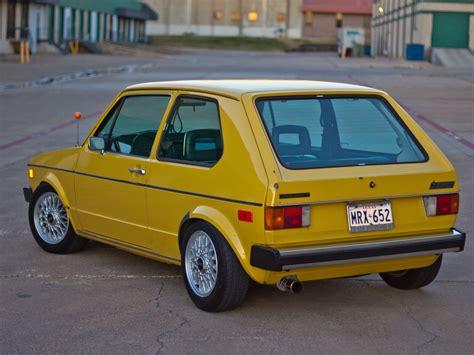 volkswagen rabbit 1977 volkswagen rabbit mk1 john quot cub quot pearson