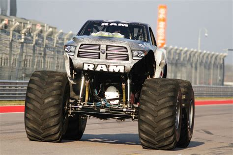 worlds fastest monster truck   feet  gallon wired