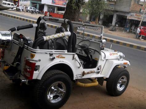 sandeepverma  designed jeep ready  sale