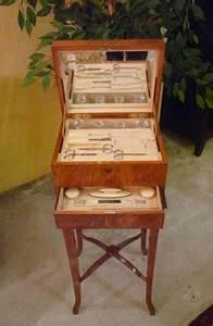 Prix D Un Citronnier : meuble manucure de voyage en citronnier d poque charles x ~ Premium-room.com Idées de Décoration