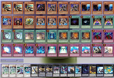 Yugioh Deck Recipe by Yugioh Deck Recipes