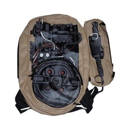 Proton Pack Backpack by Bioworld Ghostbusters Proton Pack Backpack Walmart