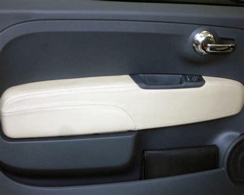 Interni In Pelle Fiat 500 - autotappezzeria tanese interni in pelle