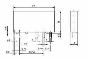 hf41f 12 z relay technical data With 5 pin relay purpose