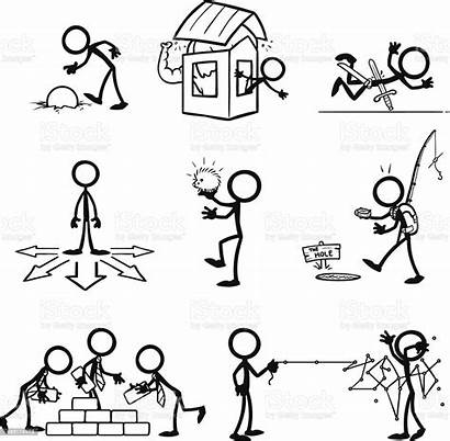 Stick Figure Figures Vector Themes Drawings Business