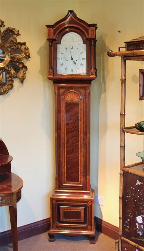 antiques atlas grandfather clock