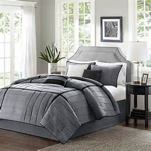buy madison park bridgeport collection 7 piece california king comforter set from bed bath beyond