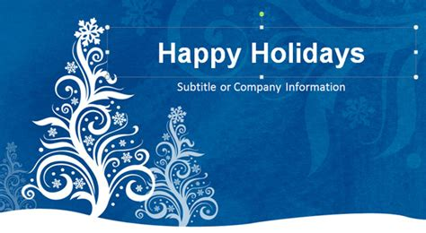 powerpoint holiday templates  holiday powerpoint
