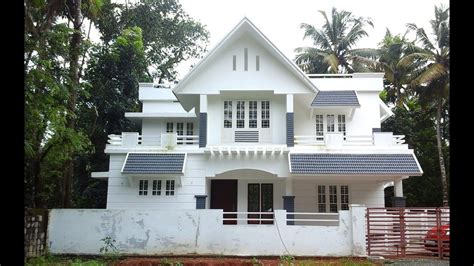 8 Cent Home Design : 3.5 Cents Plot And 1,500 Sq Ft Small Budget House For Sale
