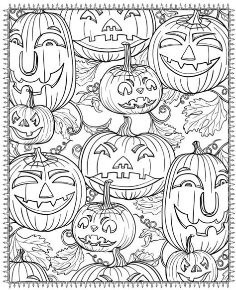 coloring page pumpkins halloween coloring page printables popsugar smart living photo