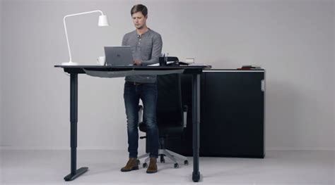 Sit Stand Desk Ikea by Ikea S Awesome Standing Desk Not Coming To Asia Yet