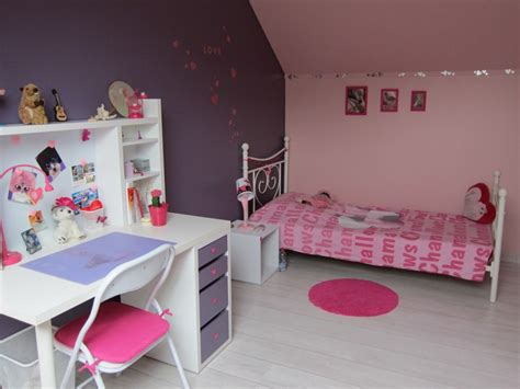 idee chambre fille idée chambre fille violet