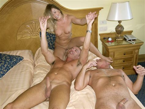 young wife fucked with two old guys free hardcore