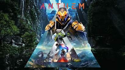 Anthem Rpg Ea Games Bioware Javelins Wallpapers