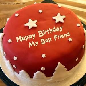 Happy Birthday Cake For My Best Friend