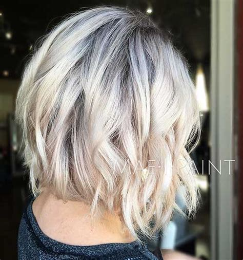 pics  chic fun short blonde haircuts short