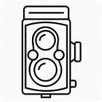 Camera Retro Transparent Clip Clipart