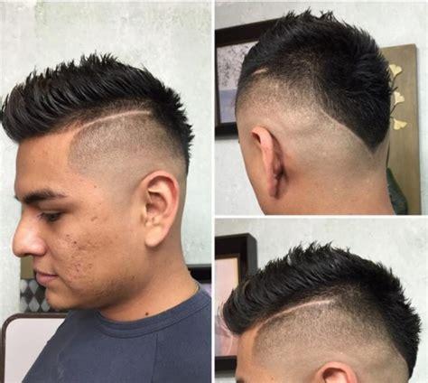 La coiffure Faux Hawk - COUPE DE CHEVEUX HOMME