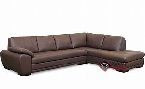 miami by palliser leather chaise sectional by palliser is With leather sectional sofa miami
