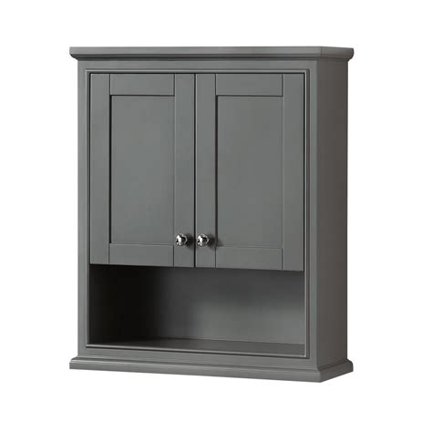 Bathroom Wall Cupboards by Deborah Toilet Wall Cabinet By Wyndham Collection