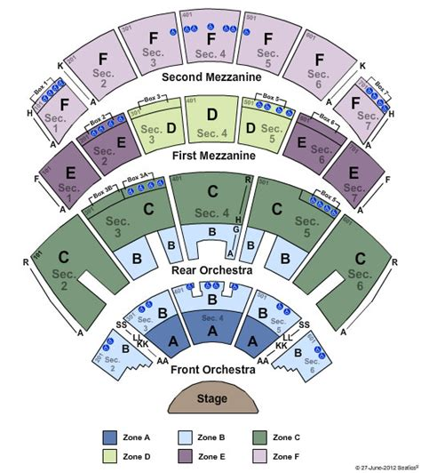 Caesars Palace Colosseum Floor Plan by Colosseum Las Vegas Seating Chart Las Vegas Shows