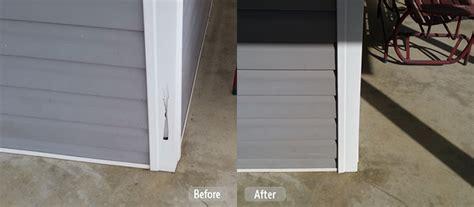 Vinyl Siding Repair, Pvc Window Restoration Fibrenew