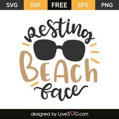 Svg files & cricut crafts. Beach don't kill my vibe | cricut | Cricut, Free svg cut ...